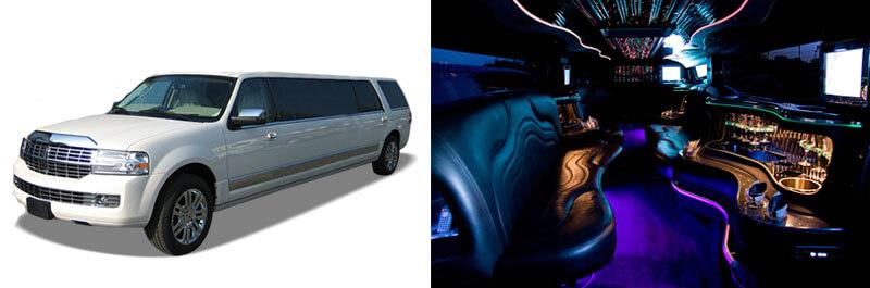 Lincoln Navigator 14 Passenger SUV Limo